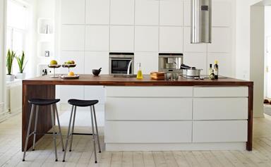 5 golden rules of kitchen design