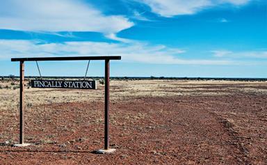 Stylish homestead 270km north of Broken Hill