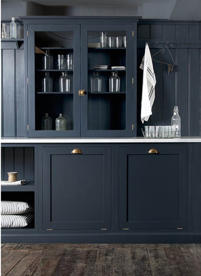 6. If things have a proper home in the kitchen, they are more likely to be put away. Photo courtesy of Devol Kitchens