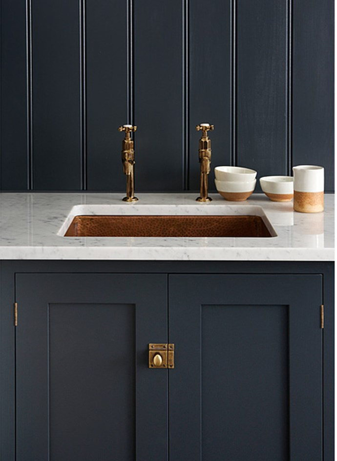 9. The trick is to keep surfaces clear. Photo courtesy of Devol Kitchens.