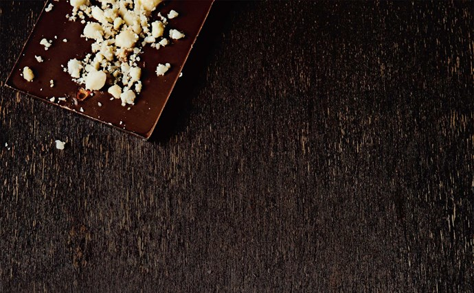 Where chocolate is studded with macadamias, filled with silky caramel and sprinkled with cinnamon...   Photo: Lisa Cohen