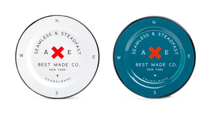 #6: You know it lasts and lasts and lasts. Perhaps you still have a hand-me-down enamel pie dish from your grandma or enamel camping pot from the family collection – this stuff goes the distance. Like the [plate](https://www.bestmadeco.com/products/seamless-steadfast-enamel-steel-plates) says... it's steadfast.