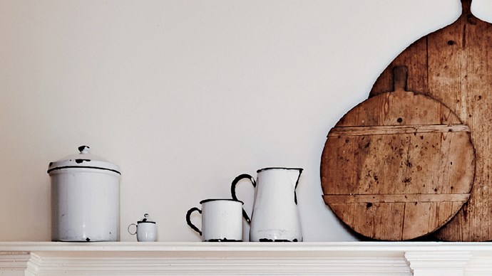 Enamelware... it's back! Here's why.