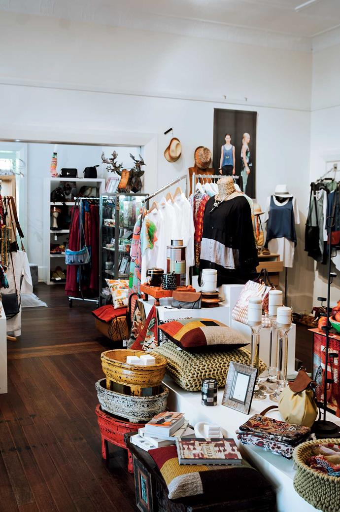 **Juniper Hearth** This popular store brings clothes, jewellery, accessories and homewares from around the world into Berry's cosy city centre. *Cnr Princess & Alexandra Sts, Berry NSW; 0244643367*
