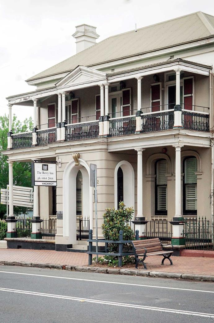 "**The Berry Inn** [The Berry Inn](https://www.berryinn.com.au/|target=""_blank""