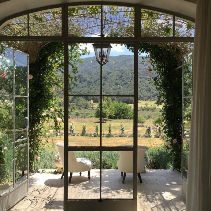 New glass technologies with steel-framed doors and windows mean that security and insulation concerns of the past are outdated. Image courtesy of Patina Farm.