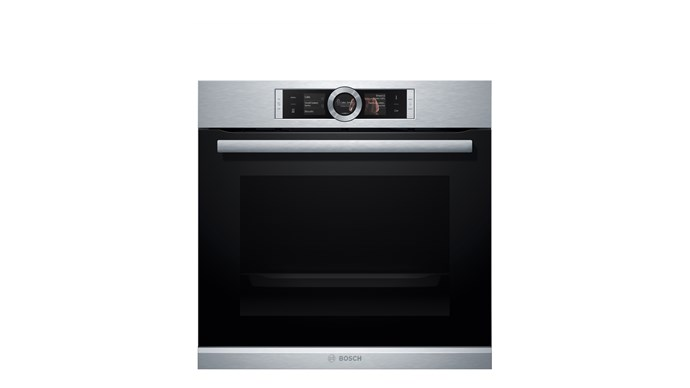 Series 8, 60cm Pyrolytic Oven with Added Steam, $3499, Bosch Home Appliances, 1300 369 744, [bosch-home.com.au](http://www.bosch-home.com.au/)