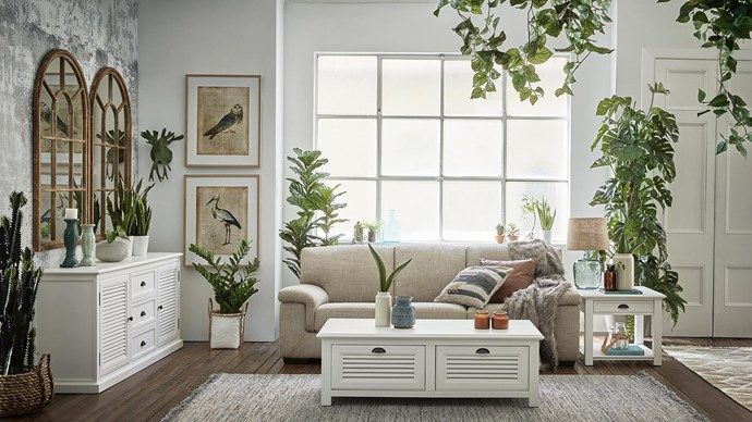 """7\. Think outside the big white box. """"One of my pet hates is the common perception that apartment living needs to be treated as one big white box,"""" Shaynna says. """"Just adding a hint of colour to the walls can take the apartment from feeling clinical to full of life."""" Our suggestions? Bring [lush plants into your décor](http://www.homelife.com.au/decorating/living-dining/4-ways-to-bring-lush-plants-into-your-decor), try [fresh ideas for arranging flowers](http://www.homelife.com.au/lifestyle/things-we-love/6-fresh-ideas-for-styling-with-flowers), or [add a touch of your favourite childhood colour](http://www.homelife.com.au/decorating/living-dining/how-to-decorate-with-pink-like-a-grown-up)."""