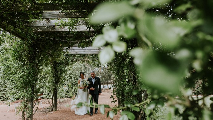 """[Poachers Pantry, Hall, ACT](http://www.poacherspantry.com.au/): Nestled in the magnificent Yass Valley, Poachers Pantry is draped in country charm. Say """"I do"""", secluded under the sprawling golden elm, followed by an intimate cafe reception or larger party under the marquee. Image courtesy: [Silque Photography](http://www.silquephotography.com.au/)"""