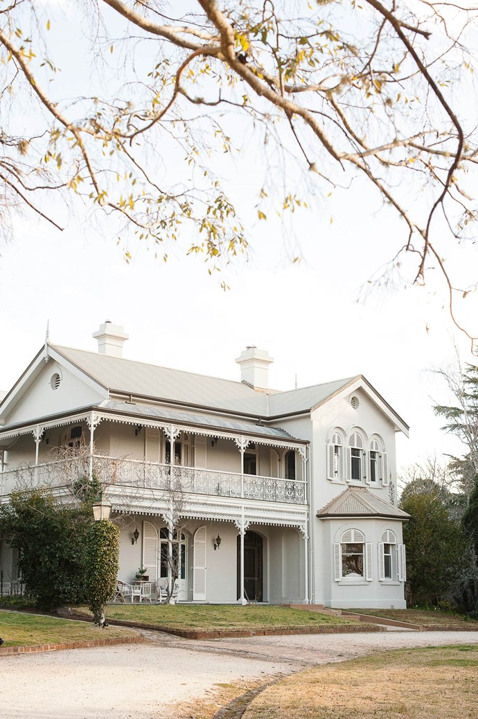 [Summerlees Estate, Sutton Forest, NSW](http://www.summerlees.com.au/): The 19th century mansion carries itself with poise. Waltz in the Summerlees ballroom, dine under vaulted ceilings, wander by the boulevard elms.
