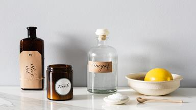The only 7 natural cleaning recipes you'll ever need