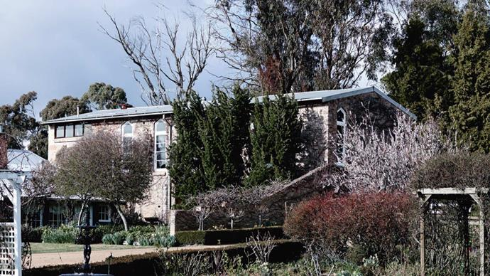 """The home was initially intended to be a simple [weekend getaway](https://www.homestolove.com.au/where-to-eat-shop-and-visit-in-the-blue-mountains-nsw-14010 target=""""_blank""""). But Jo and Max gradually became committed to the project, and exchanged legal work for horticulture."""