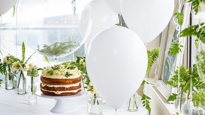 Baby showers aren't necessarily built on extravagance - they spring from joy and trembling anticipation. In the tiny corner of a second-floor apartment, hosted indoors on a ridiculously stormy day, songwriter Nikki Fletcher celebrated her baby bump on a no-fuss budget. Photographer: [Hipster Mum](http://www.hipstermum.com/)