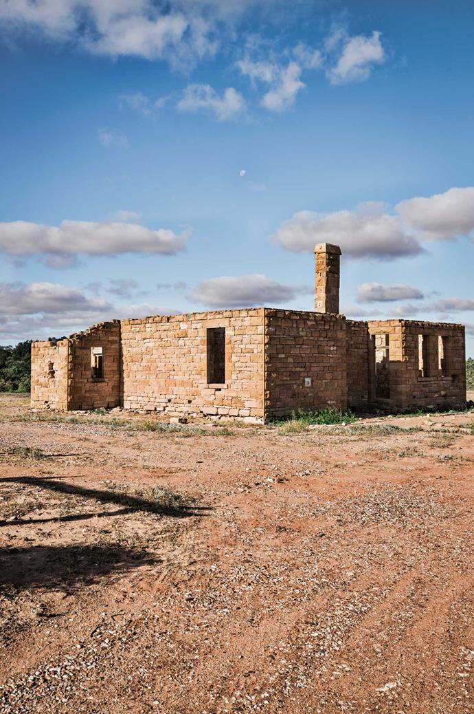 """Milparinka's former post office still stands. """"The history in this area is so interesting, from our Indigenous heritage to Sturt's exploration,"""" says Ruth Sandow, who orchestrated the [township restoration](https://www.homestolove.com.au/tamworth-garden-with-tiny-village-reimagined-from-local-history-14024