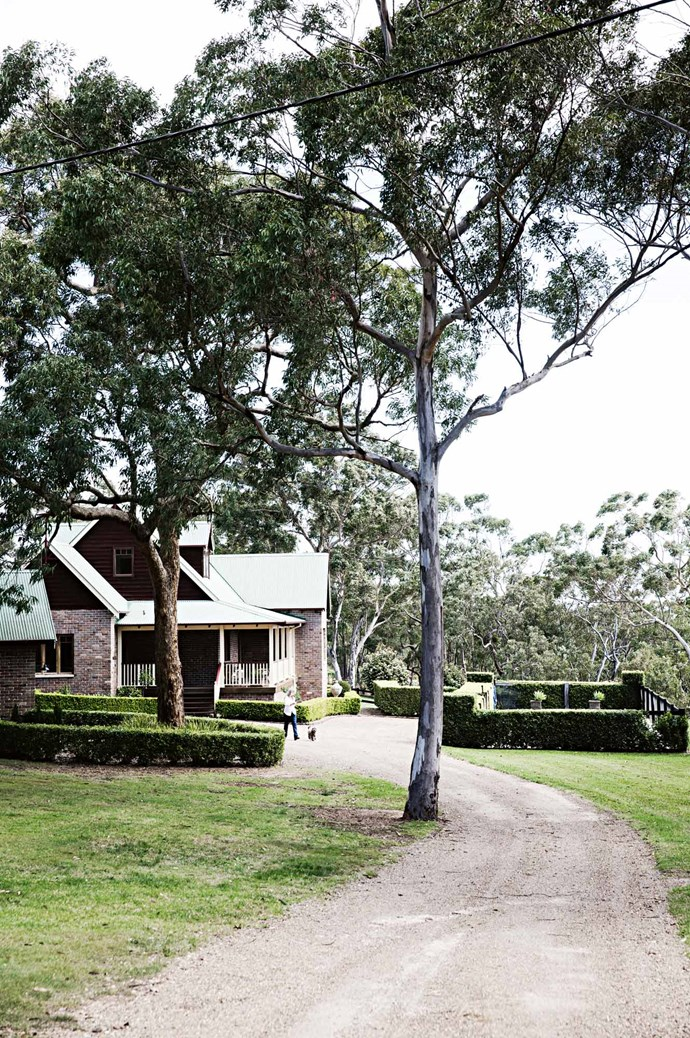 Built from reclaimed materials, the house had sat completely empty and unloved for almost a year, with weeds streaming from the gutters and grass grown knee-high.   Photo: Chris Warnes