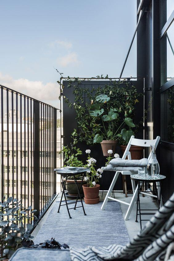 "If space is at a premium, consider a [vertical garden](https://www.homestolove.com.au/your-guide-to-vertical-gardens-3021|target=""_blank""), like this one here. All you need is a wall!"