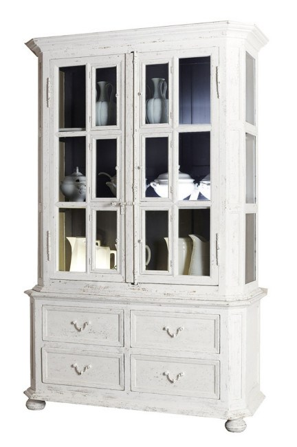 19th-century French cabinet from [The Country Trader](/cms/the Country Trader). | Photo: Craig Wall