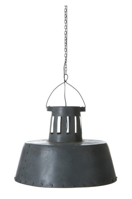 [Freedom](http://www.freedom.com.au/) industrial pendant light. | Photo: Craig Wall