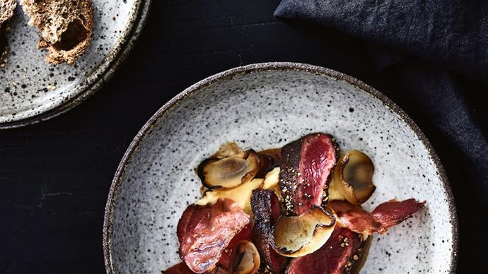 """The menu at [Piermont Homestead Restaurant](https://www.gourmettraveller.com.au/dining-out/restaurant-reviews/piermont-homestead-6949 target=""""_blank"""") showcases local produce, wines and craft beer. *Photo: Sharyn Cairns*"""