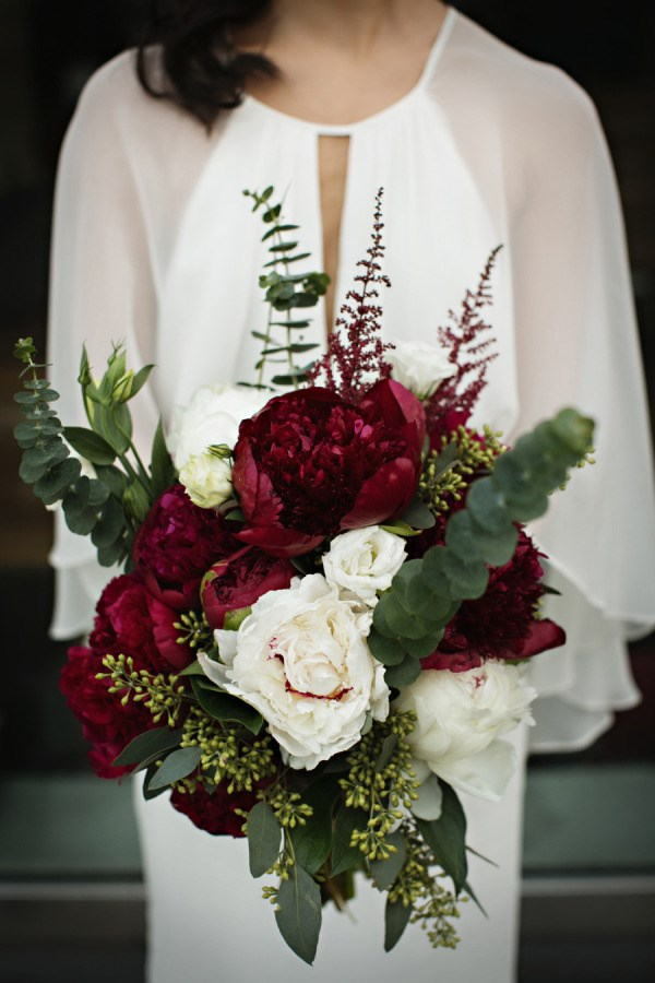 Deep red peonies the size of your head? That's a solid yes from us.  Image by [Jenny Kjimenez](http://www.photojj.com/)