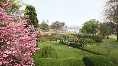 Historic family garden just outside Canberra