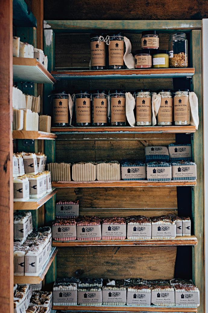"After running a successful roadside stall, Amanda and Andrew decided to expand the business and create an online store [Church Farm General Store](http://www.churchfarmgeneralstore.com|target=""_blank""