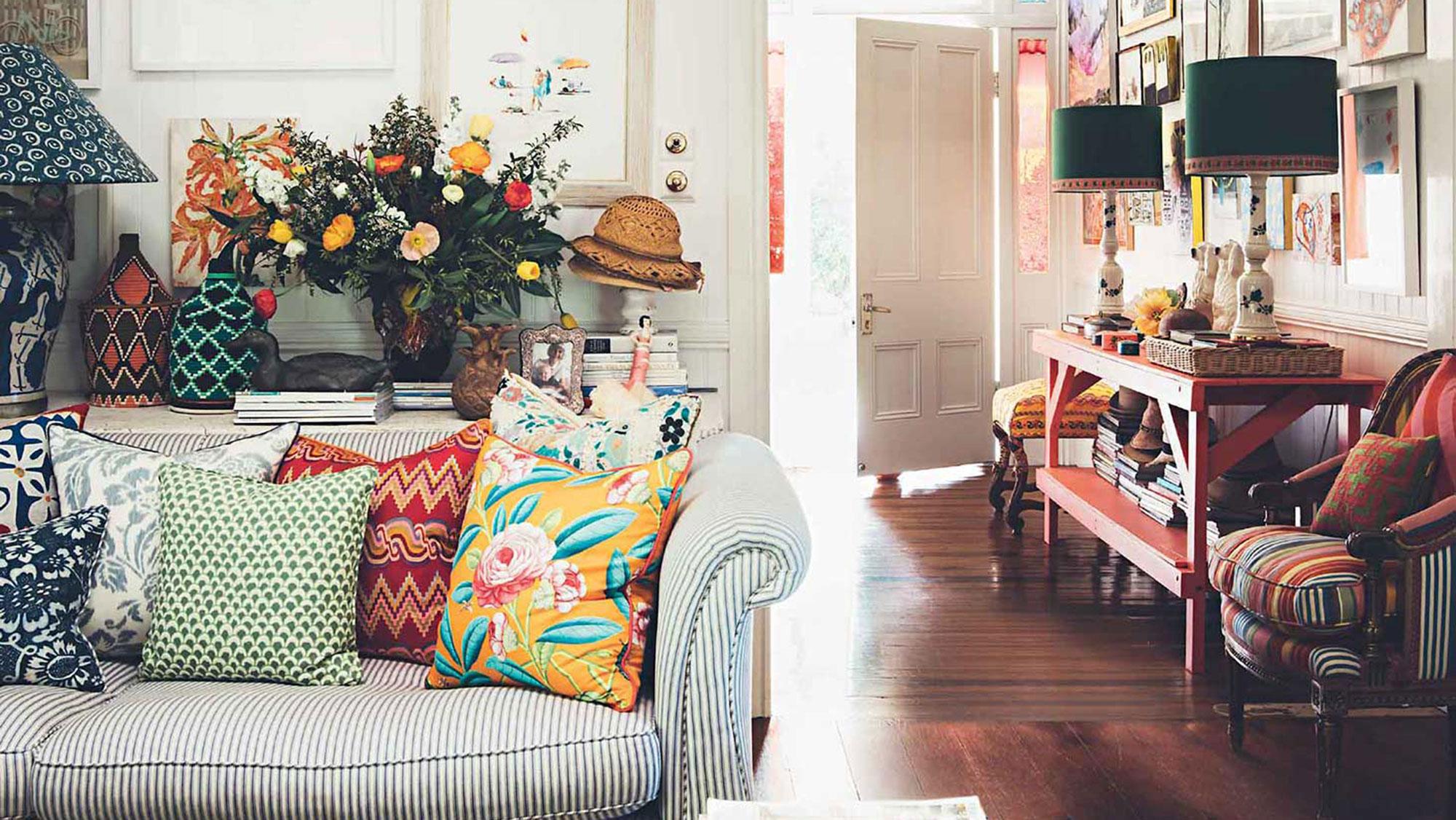 Genial Cushions Living Room Couch Anna Spiro
