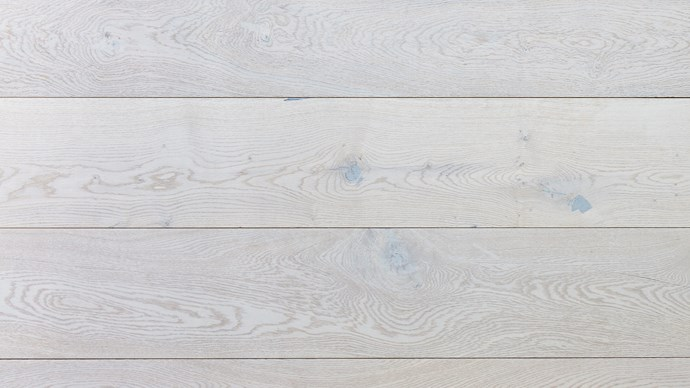 12\. The Architect Collection American oak timber flooring in Danish White, from $93.50 per square metre, from [Royal Oak Floors](http://www.royaloakfloors.com.au/).