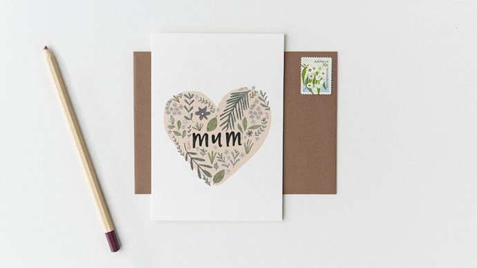 Make her day with one of these lovely quotes. | Photo: In The Daylight Stationery