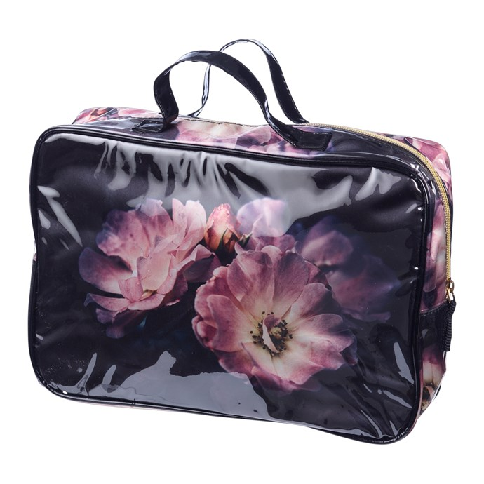 Help Mum stay organised with this floral cosmetic bag , $14.99, [Spotlight](https://www.spotlightstores.com/)