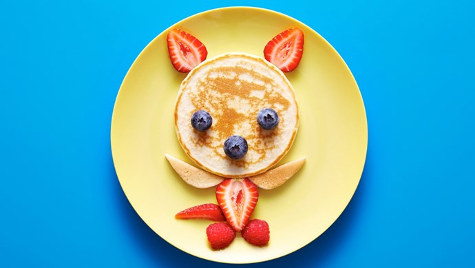 Perk up your strawberry ears, Grandma is stirring up some possum magic in the kitchen - and making these delicious pancakes.  | Photo: Stocksy