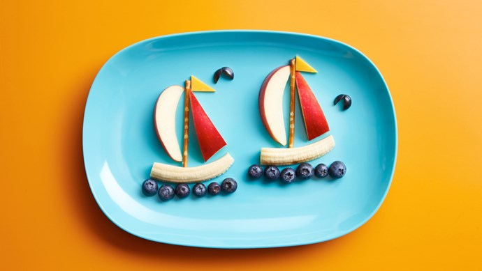 Sail away to brighter days on these banana boats and blueberry tides.  | Photo: Stocksy