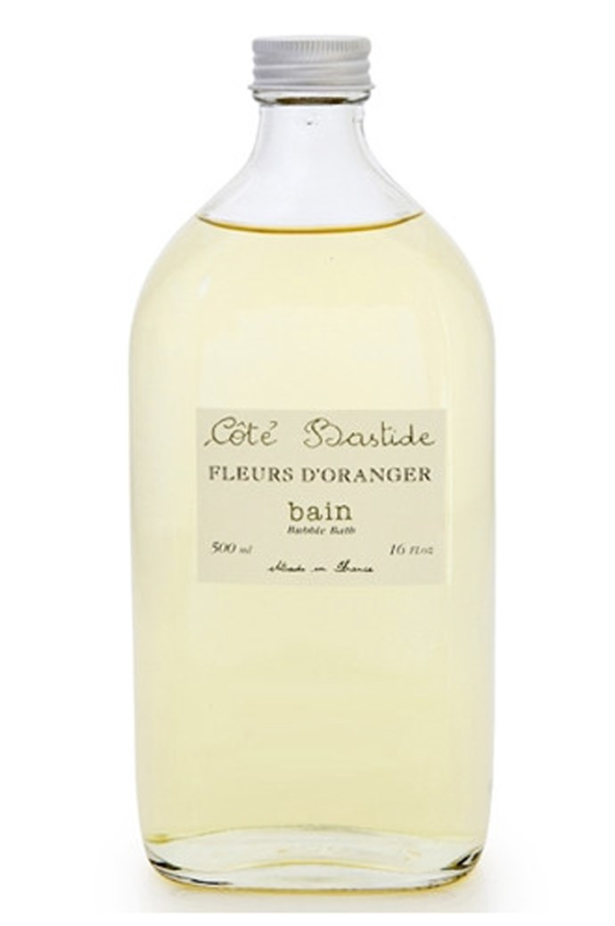 Give the gift of a deep, pampering soak with Cote Bastide Fleur d'Oranger Bubble Bath. Its scent of provincial oranges will be of comfort in winter months. $79.95, [Saison](https://www.saison.com.au/).