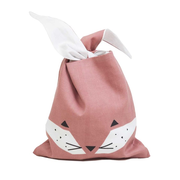 Fabelab 'Fox' lunch bag, $26.50, [Nomades Home](https://www.nomadeshome.com/)