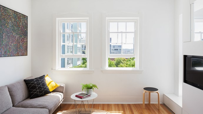 While tiny homes are becoming increasingly popular, feeling cramped is never in style. To make a petite space feel open and airy, try these simple decorating tips that are small in effort and big on impact.