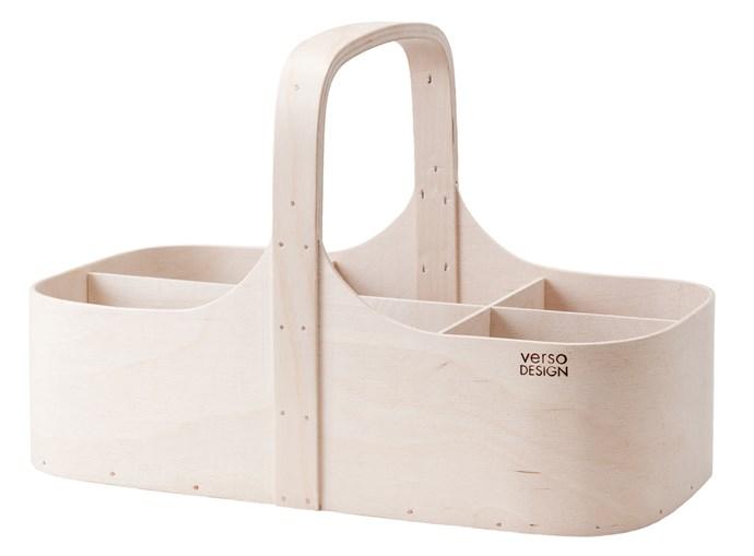 Verso Design 'Koppa' toolbox, $139, from [Norr:Design](http://www.norrdesign.com.au/)
