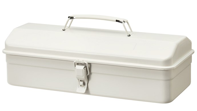 Steel tool box 4, $42.94, from [MUJI](http://www.muji.com/au/)