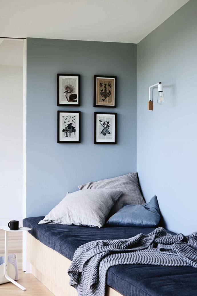 """A favourite spot for grandchildren to sleep is [on a day bed](https://www.homestolove.com.au/daybed-ideas-19586