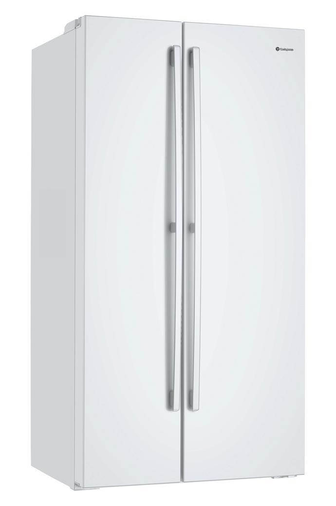 Westinghouse 'WSE6200WA' side-by-side refrigerator (620L), $1399, [The Good Guys](https://www.thegoodguys.com.au/)