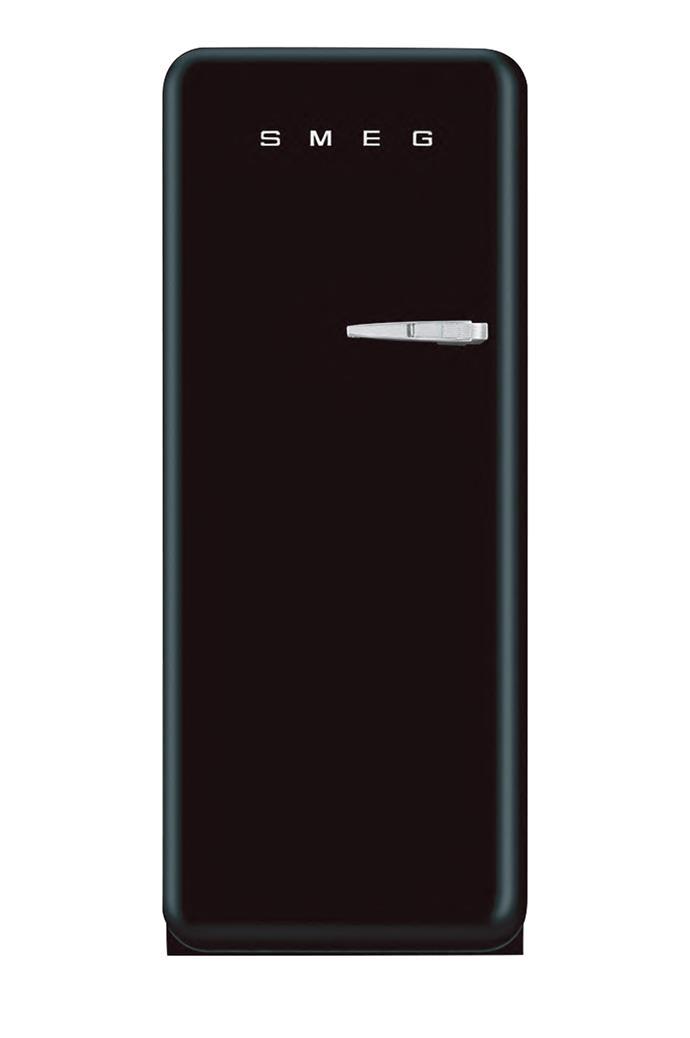 Smeg 'FAB28LNE1' top-mount refrigerator (256L), $3592, [Appliances Online](https://www.appliancesonline.com.au/)