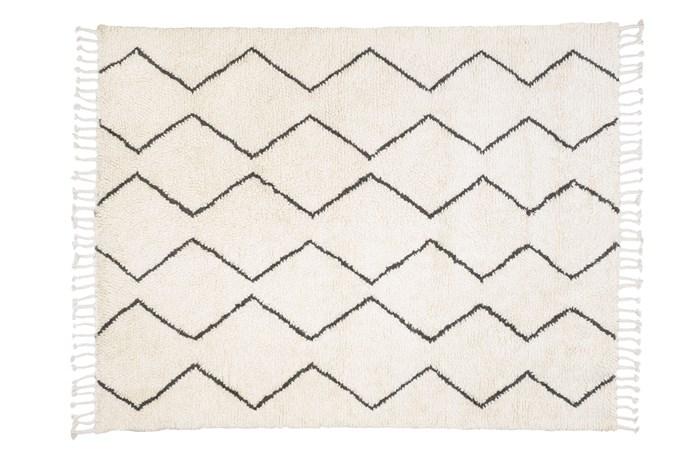 'Souk' wool rug, from $699, [West Elm](http://www.westelm.com.au/)
