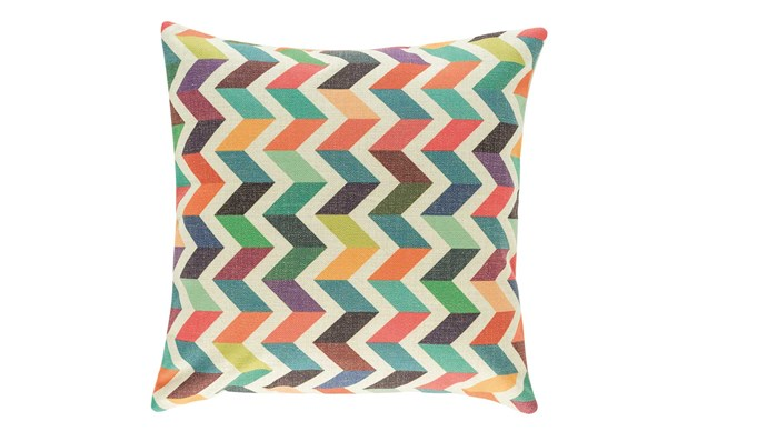 'Rainbow' cushion cover, $99 for an assorted set of 4, from [Simply Cushions](https://www.simplycushions.com.au/)