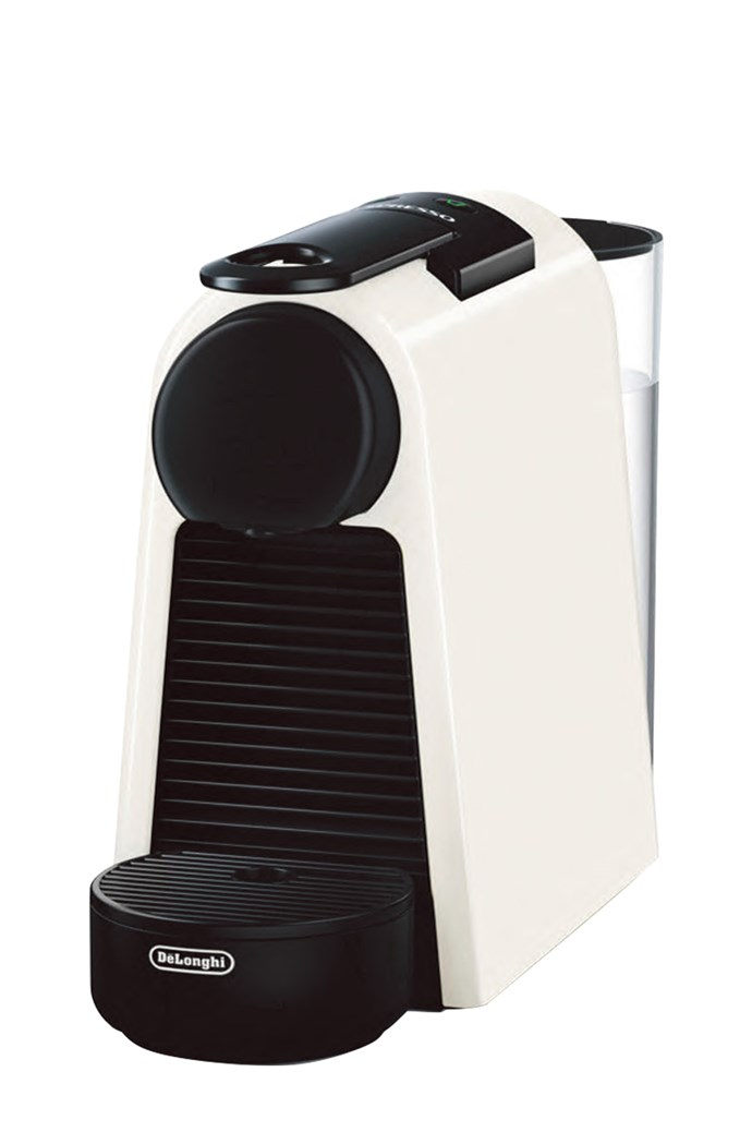 Nespresso by DeLonghi 'Essenza Mini EN85.W Solo' coffee machine, $159.01, [DeLonghi](http://www.delonghi.com/en-au)