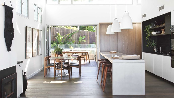 The perfect block of land in the idyllic coastal town of Peregian Beach, QLD, was just the beginning of the journey for interior designer Brooke Marsh, her husband, Alex Rigby and their two dogs. Now they have a beautiful home that will stand the test of time. Take a look at these simple ideas to achieve this calm and classic look in every room.  | Photo: Anastasia Kariofyllidis