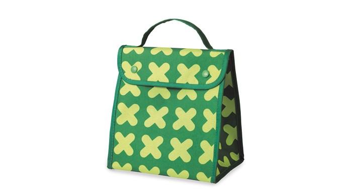 'Erforderlig' lunch bag in Green, $4.99, [IKEA](http://www.ikea.com/au/en/)