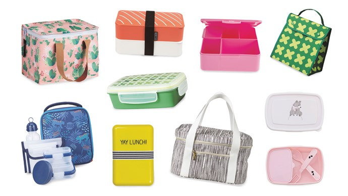 Whether you're packing for day care, primary school  or your office, these are our favourite lunch storage options.