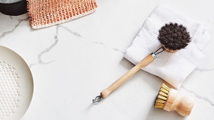 Sometimes a DIY sesh of cleaning or a spot stain 'fix' can be costlier than calling in a professional for a full day blitz! Here's what to watch out for. | Photo: Lisa Cohen