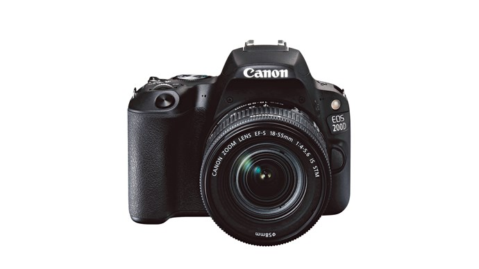 5\. 'EOS 200D' digital SLR camera, $865.65 (average selling price), from [Canon Australia](https://www.canon.com.au/).