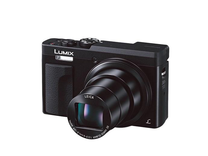 8\. 'Lumix DC-TZ90' digital camera, $599, from [Panasonic](www.panasonic.com/au/).