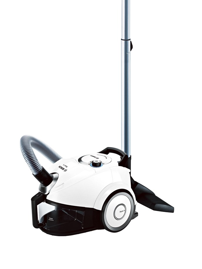 7\. 'Runn'n' bagless vacuum cleaner, $399, from [Bosch Home Appliances](www.bosch-home.com.au/).
